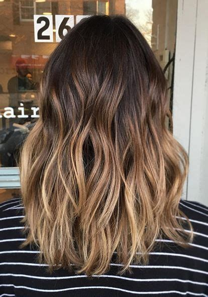 how to style your ombre hair image result for balayage hair color ideas 4509