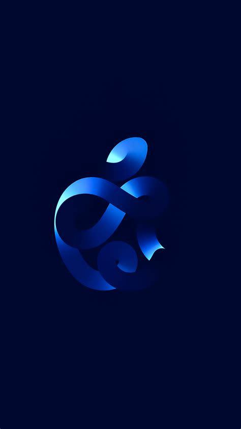 1080x1920 Apple Event 2020 Blue Logo 4k Iphone 7,6s,6 Plus ...