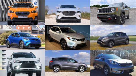 Top 10 Compact Crossovers For 2017