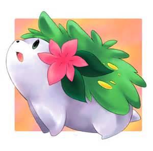 Pokemon Shaymin deviantART