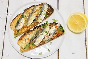 Filet De Sardine : filets de sardine fra che po l s sur tartine de pain ~ Nature-et-papiers.com Idées de Décoration