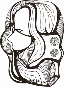 Pen and Ink Abstract Drawing | My Style, friends, moments ...
