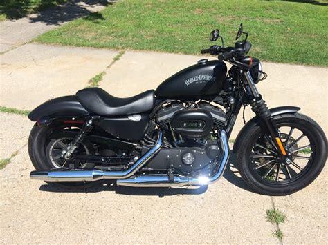 2014 Harleydavidson® Xlh883 Sportster® 883 (flat Black