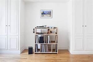 Meuble Platine Vinyle Vintage : meuble vinyle latest meuble hifi platine vinyle ranger ses vinyles saclection meuble vinyle ~ Teatrodelosmanantiales.com Idées de Décoration