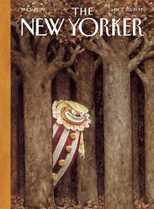 "Carter Goodrich's ""October Surprise"" 