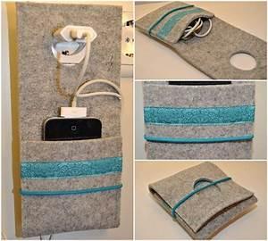Ladestation Für Handy : ladestation und kabeltasche f r s handy von ~ Watch28wear.com Haus und Dekorationen