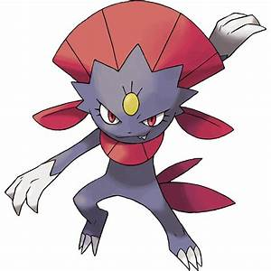 Weavile (Pokémon) - Bulbapedia, the community-driven ...