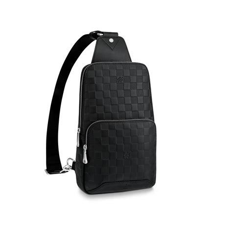 avenue sling bag damier infini leather bags louis vuitton