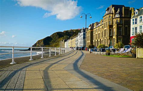 Town Centre, Aberystwyth Student Area - StuRents ...