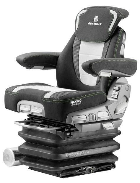 grammer siege grammer maximo evolution active seat