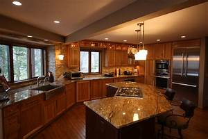 Luxury Kitchens - Traditional - Kitchen - cleveland - by