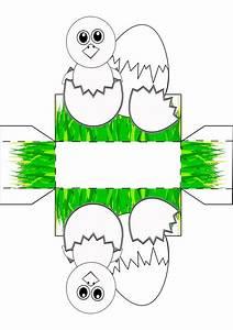 Osterkorb Basteln Vorlage : die besten 25 osternest basteln vorlagen zum ausdrucken ideen auf pinterest farben mischen ~ Orissabook.com Haus und Dekorationen