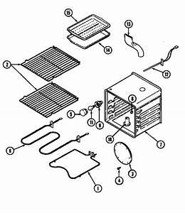 Wiring Diagram For Kenmore Electric Range