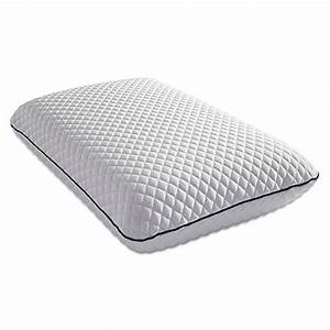 pure breeze bliss cool gel memory foam pillow bed bath With bed bath and beyond latex foam pillow