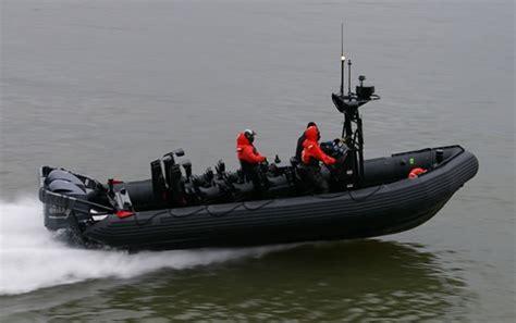 Zodiac Hurricane Military Boats by Zodiac Milpro Attending Dimdex 2012