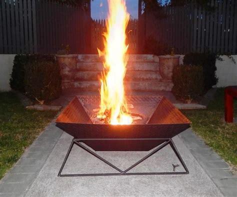 Best 25+ Steel Fire Pit Ideas On Pinterest
