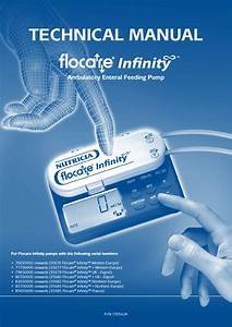 Flocare Infinity Technical Manual  For 4 Roller Pumps  Ver