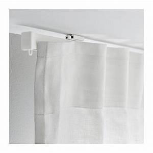 Gardinenschiene Alu 1 Läufig : vidga gardinenschiene 1 l ufig wei mo p19 living room curtains pinterest fensterdeko ~ Markanthonyermac.com Haus und Dekorationen