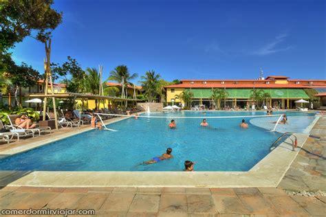 la torre resort all inclusive piscinas porto seguro bahia brasil comer dormir viajar