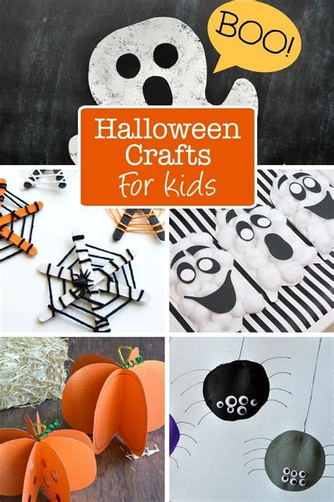 Halloween Arts And Crafts · The Typical Mom