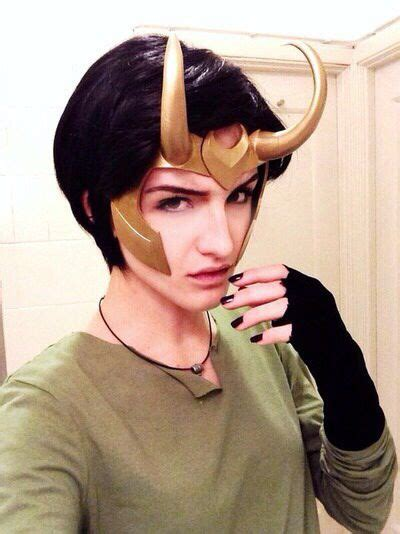 Love This Lady Loki Version Small And Simple But Makes
