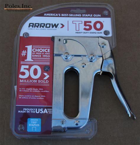 arrow fastener  heavy duty staple gun individual