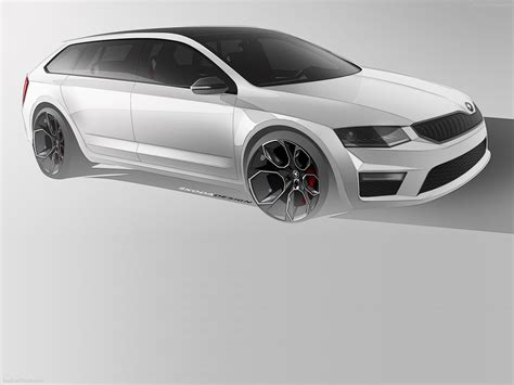 Skoda Octavia Combi RS (2014) - picture 39 of 44
