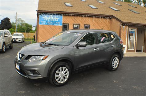 Suv For Sale by 2014 Nissan Rogue Awd Gray Used Suv Sale