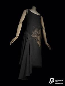 robe creation date 1925 material silk creator madeleine With madeleine robe