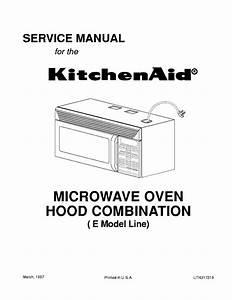 Kitchenaid Microwave  May 2016