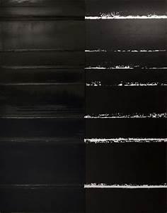 le noir rayonne la couleur pierre soulages benoit With delightful de couleur peinture 11 pierre soulage