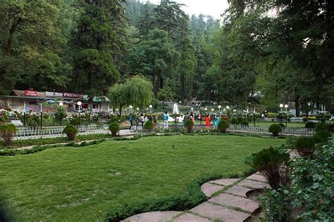 Municipal Gardens by Mussoorie Hill Station India Travel Guide