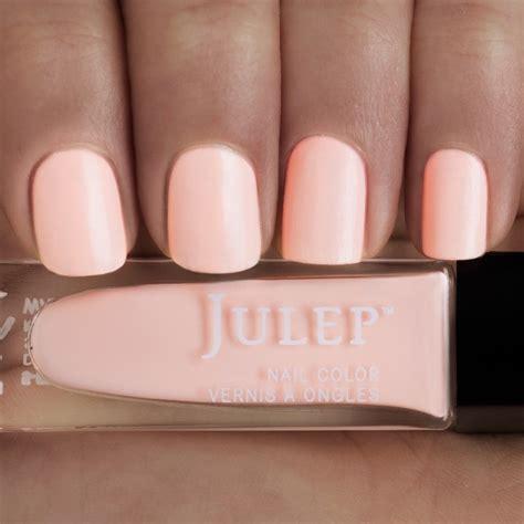 color nails janet pale soft focus semi matte express