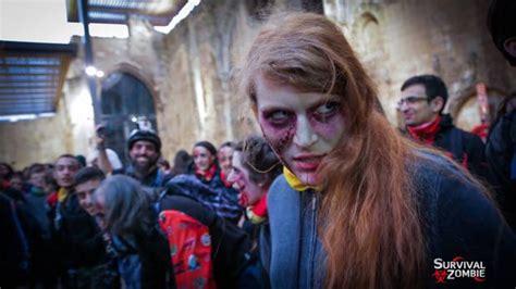 Apocalipsis Zombie En Las Calles De Chiclana