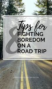 How to Make the Most of a Short Road Trip | Rose Colored Water