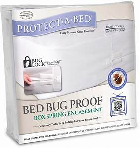 Protect A Bed Bed Bug Proof Box Spring Encasement Best
