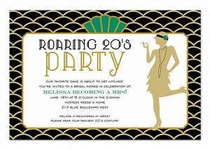 roaring twenties birthday invitations invitation With roaring twenties invitation template