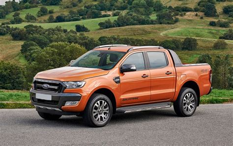 2016 ford ranger wildtrak review specs and price new truck models