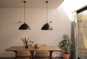 Lampe Salle A Manger : 12 somptueuses salles manger illumin es par des lampes suspendues bricobistro ~ Teatrodelosmanantiales.com Idées de Décoration