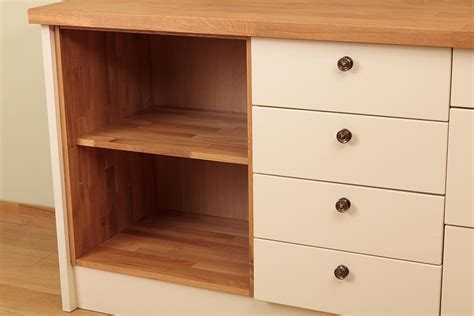 wooden kitchen base cabinets units solid wood kitchen