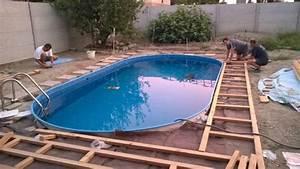 Stavba bazénu cena