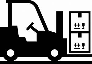 Forklift Svg Png Icon Free Download   405957