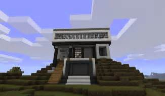 Modern Minecraft House Designs