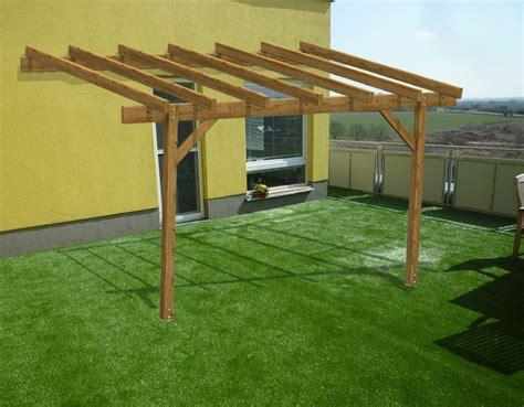 copertura tettoia economica tettoia copertura in legno doubleeasy economica addossata