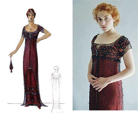Rose Dresses Titanic Costumes