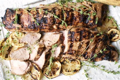 A part of hearst digital media the pioneer woman participates in various affiliate marketing programs, which means. herb grilled pork tenderloin   Recipe   Grilled pork ...
