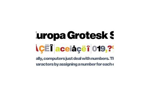 Europa grotesk sb free download :: leanettbackni