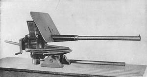 HyperWar: The Machine Gun (Vol. I/Part II)