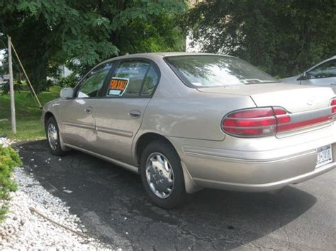 old cars and repair manuals free 1999 oldsmobile alero user handbook find used 1999 oldsmobile cutlass gl sedan 4 door 3 1l in tuxedo park new york united states
