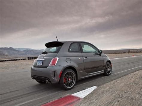 fiat  abarth road test review autobytelcom